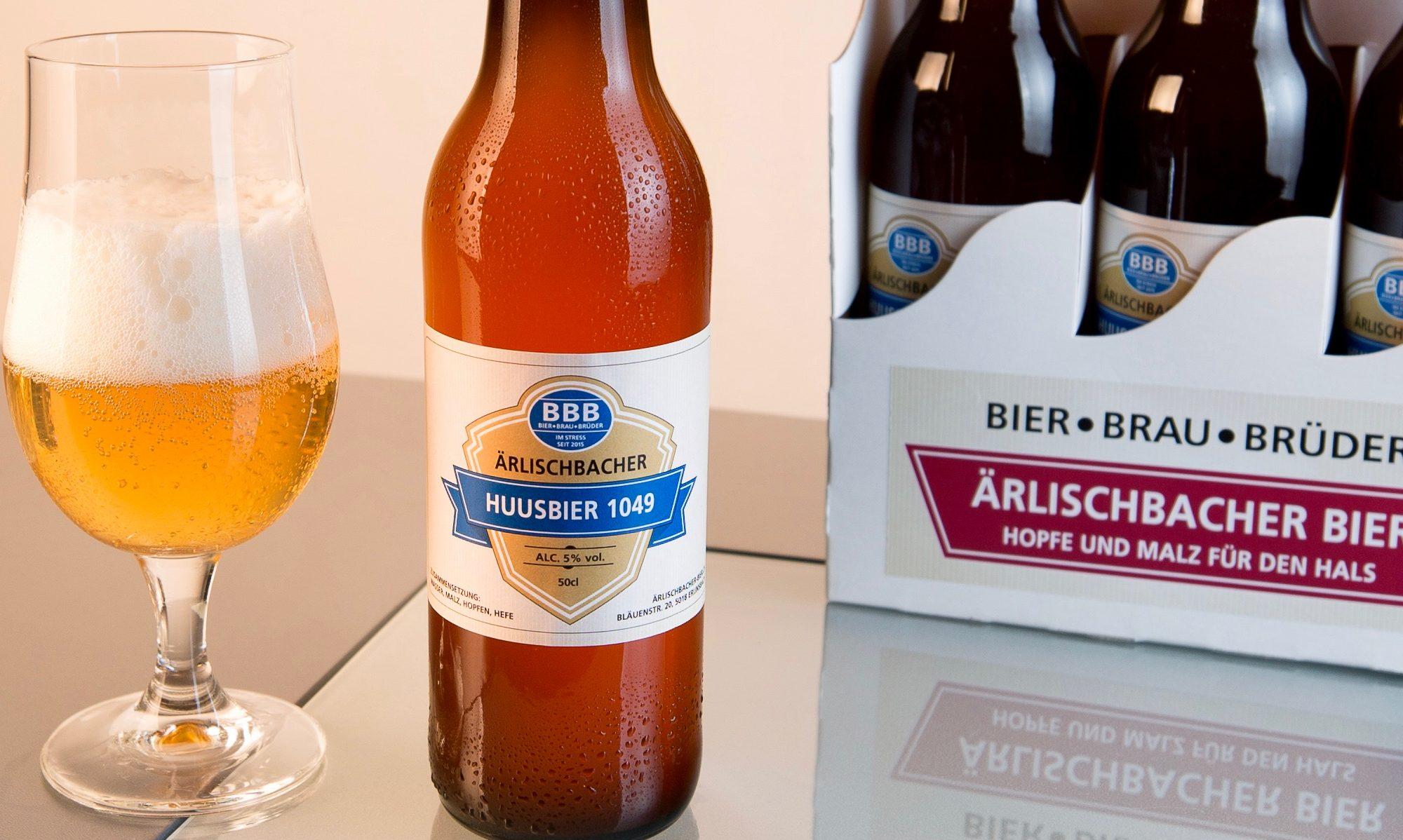 Ärlischbacher Bier | Erlinsbacher Bier